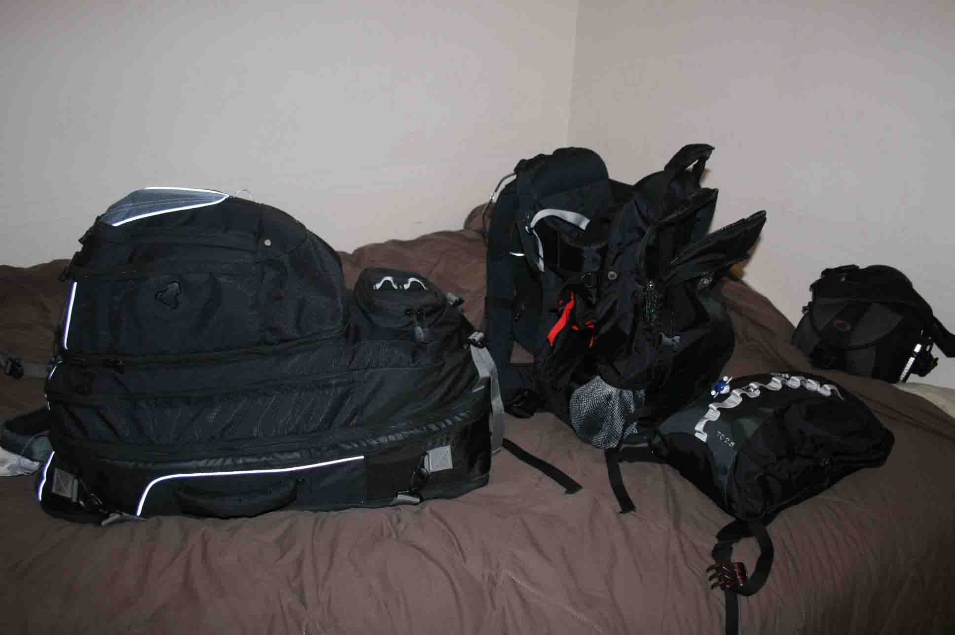 All The Backpacks