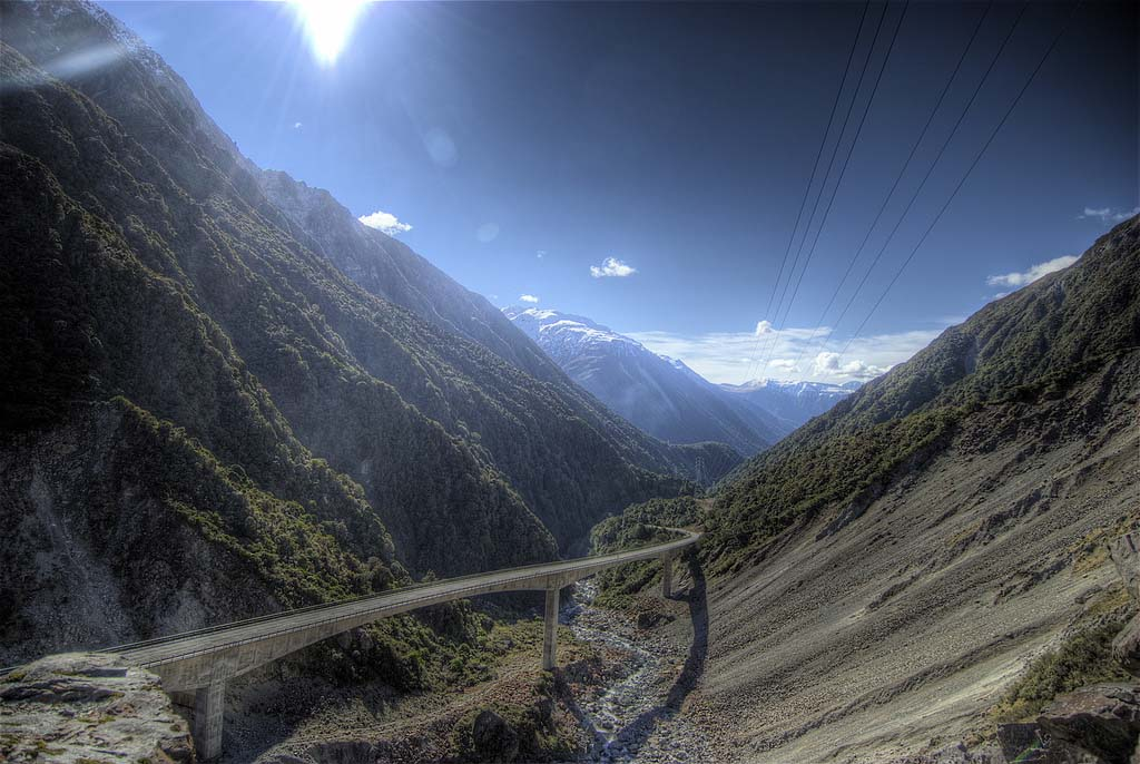 New Zealand Arthur's Pass