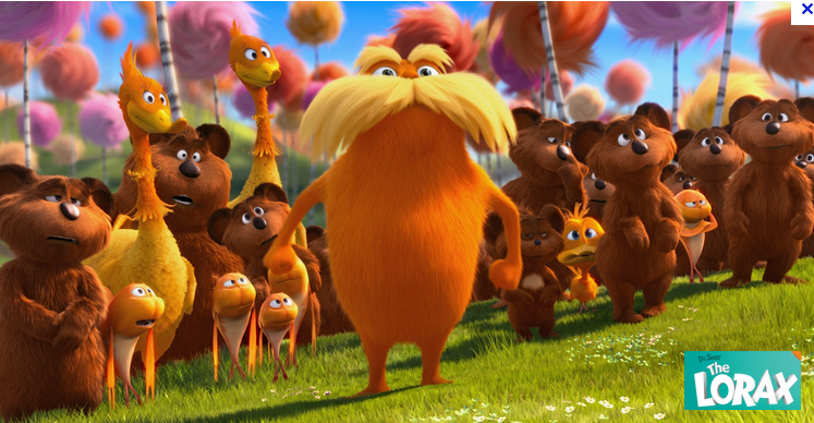 Natural Resources In The Lorax